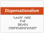 Seven Dispensationalism