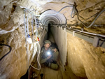 Middle East: Hamas Tunnels feature