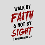 Walk by Faith Not by Sight feature