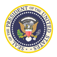 USA Presidents Seal (Transparent Background)