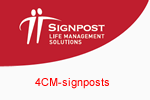 Signpost Life Management Solutions feature