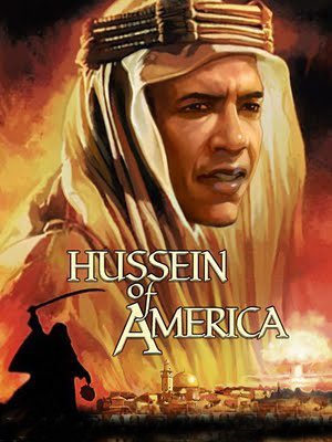 Hussein of America Barack Obama Muslim