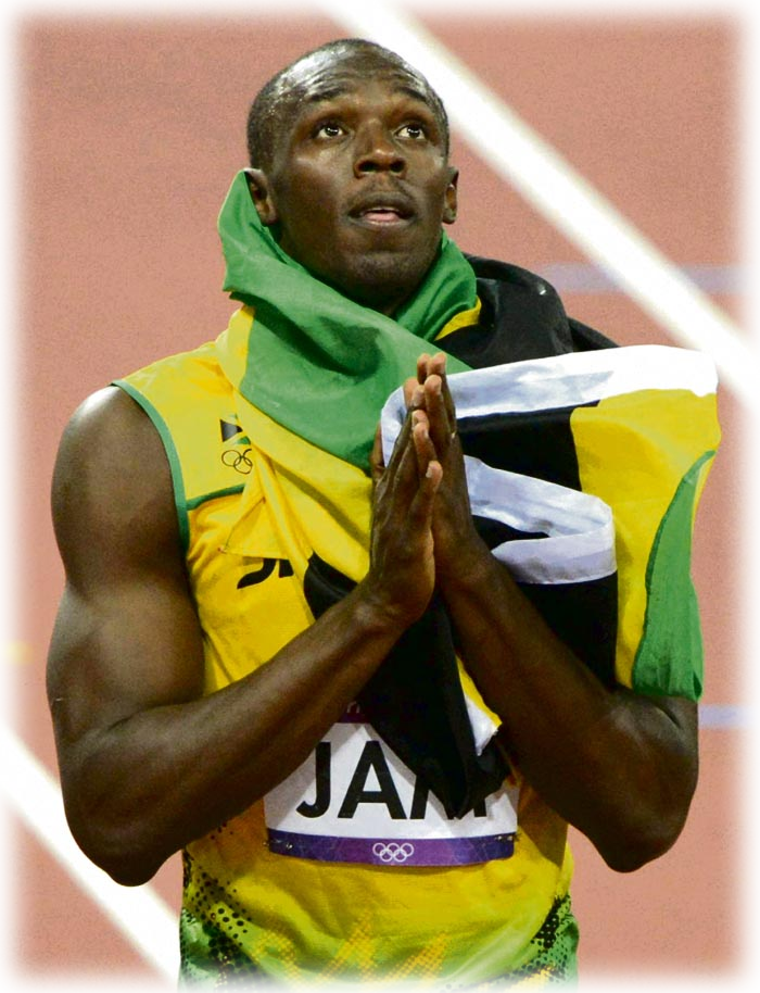 Usain Bolt Reveals How God Blessed Him With Speed To ...