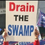 Trump Drain the Swamp feature