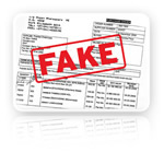 Fake Documents feature