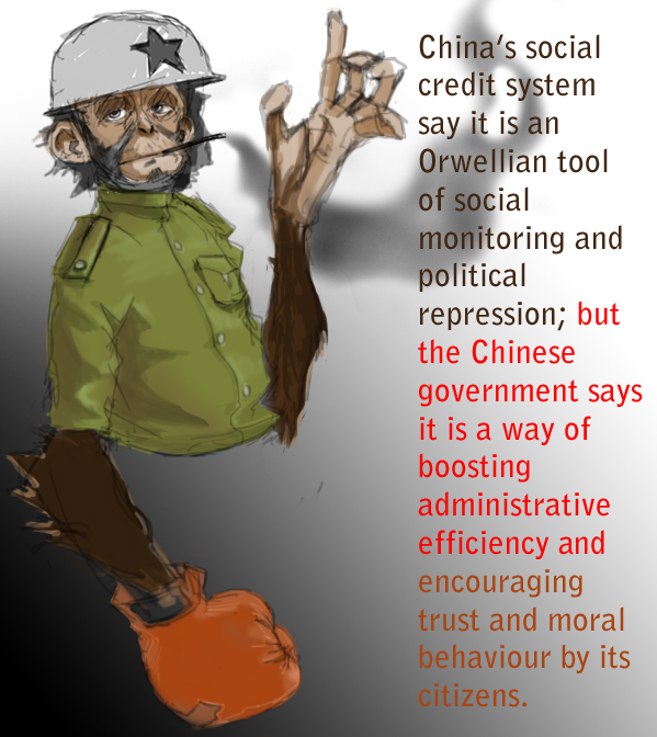 China's new social credit system